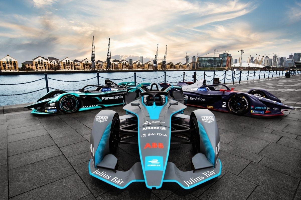 Formula E To Race Indoors In London In 2020 - Speedcafe for Formula E 2019 - 2020 Calendar