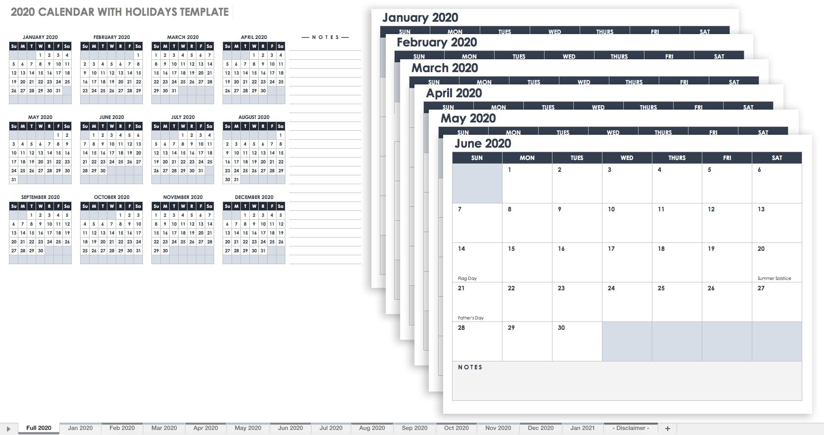 Free Google Calendar Templates | Smartsheet intended for 2020 Google Sheets Calendar