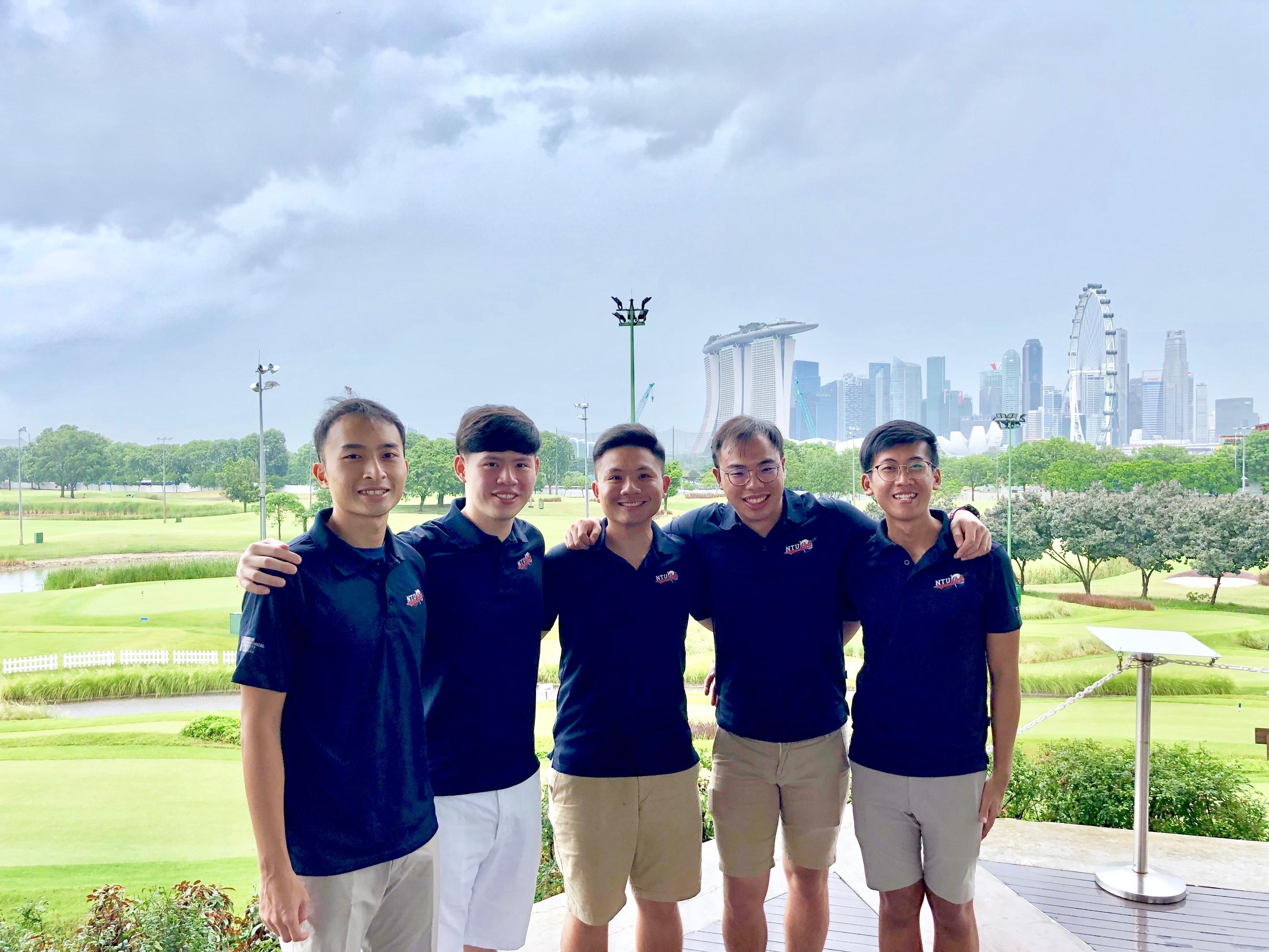 Golf intended for Nus 2019-2020 Term Start Date