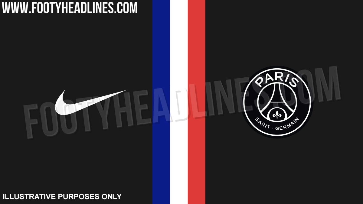Here's How Psg Will Use Its Four 19-20 Kits - Home, Away, Third inside Psg Calendar 2019-2020