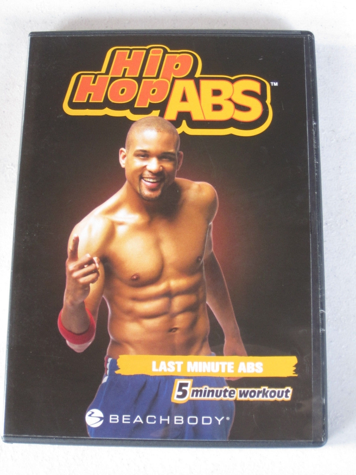 Hip Hop Abs Beachbody Dvd Lot (Hips Buns And 45 Similar Items for Shaun T Hip Hop Abs Schedule