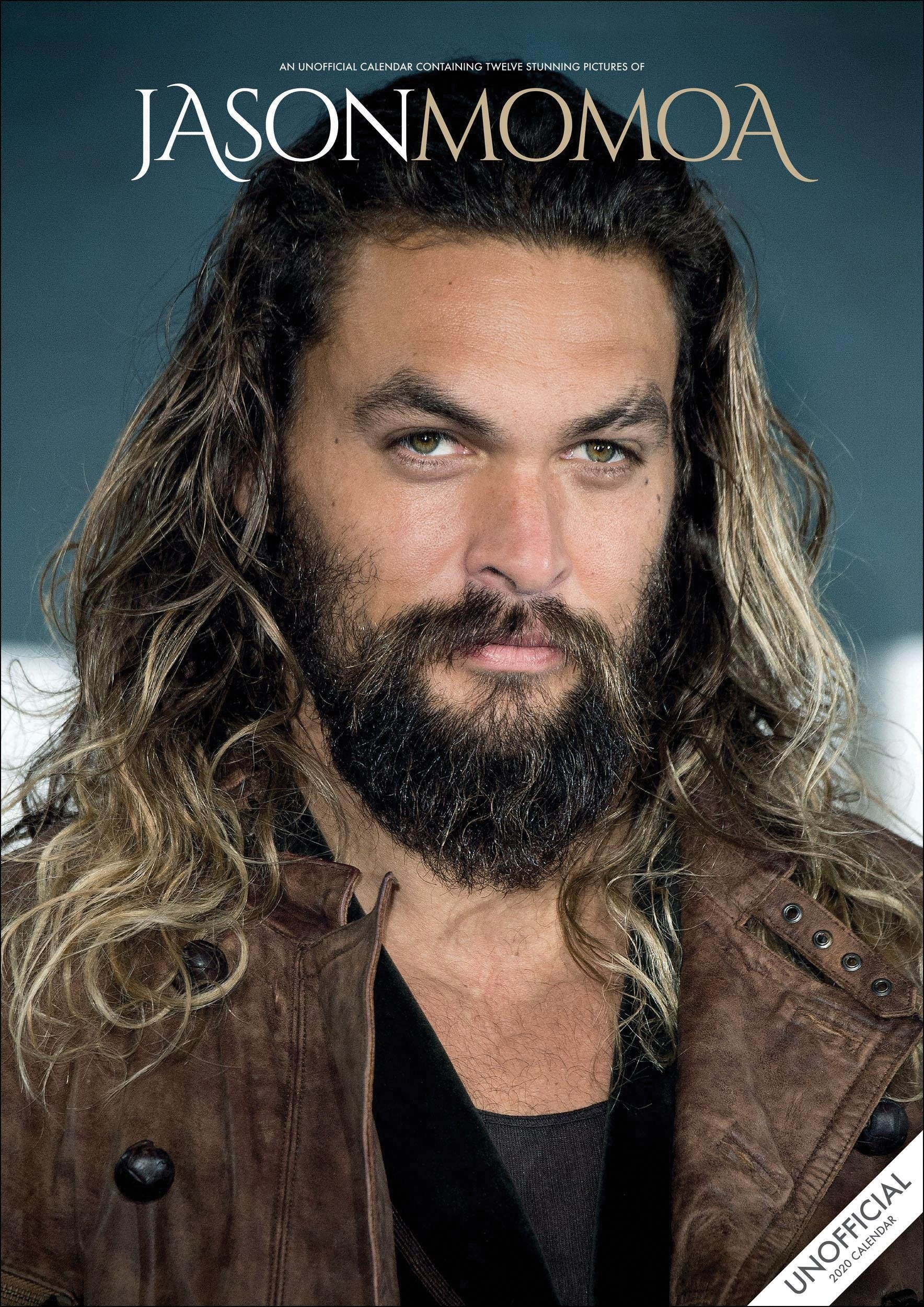 Jason Momoa Unofficial A3 Calendar 2020 In 2019 | Mr. Jason Momoa pertaining to Free Calendar For 2020 Peclia.com
