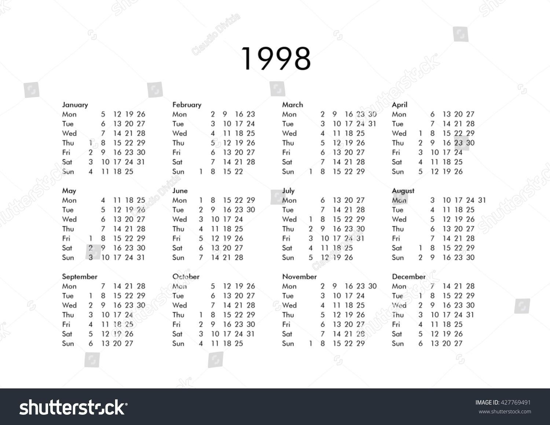 July 1998 Calendar | Otohondalongan within February 6 1998 Hindu Calendar