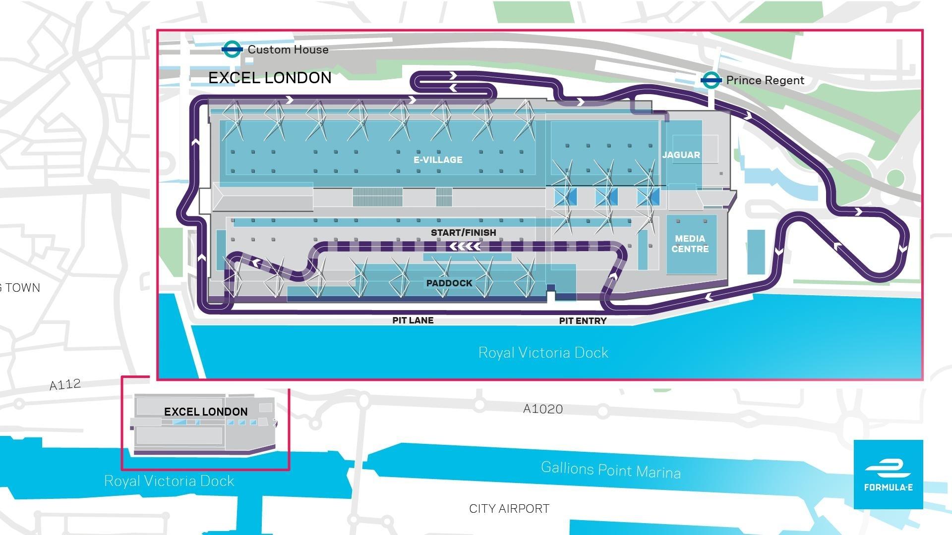 London Back On Calendar For 2020 - E-Racing intended for Formula E 2019 2020 Calendar