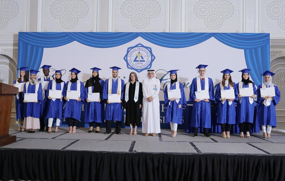 Michael E. Debakey High School - Qatar   An Outstanding American inside School Year Calendar 2019-2020   Michael E. Debakey High
