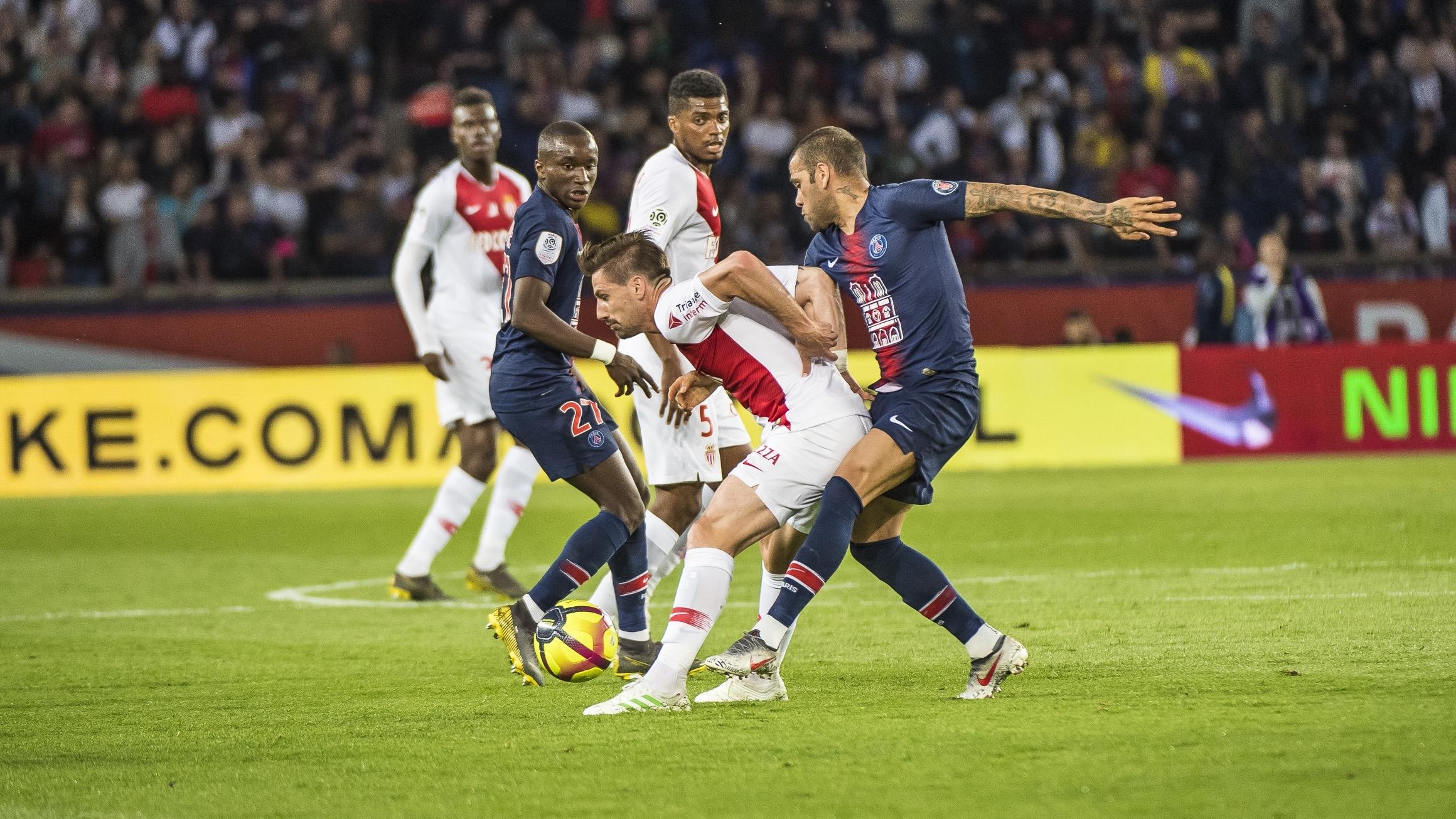 Report: Psg 3-1 As Monaco - As Monaco within Psg Calendar 2019-2020