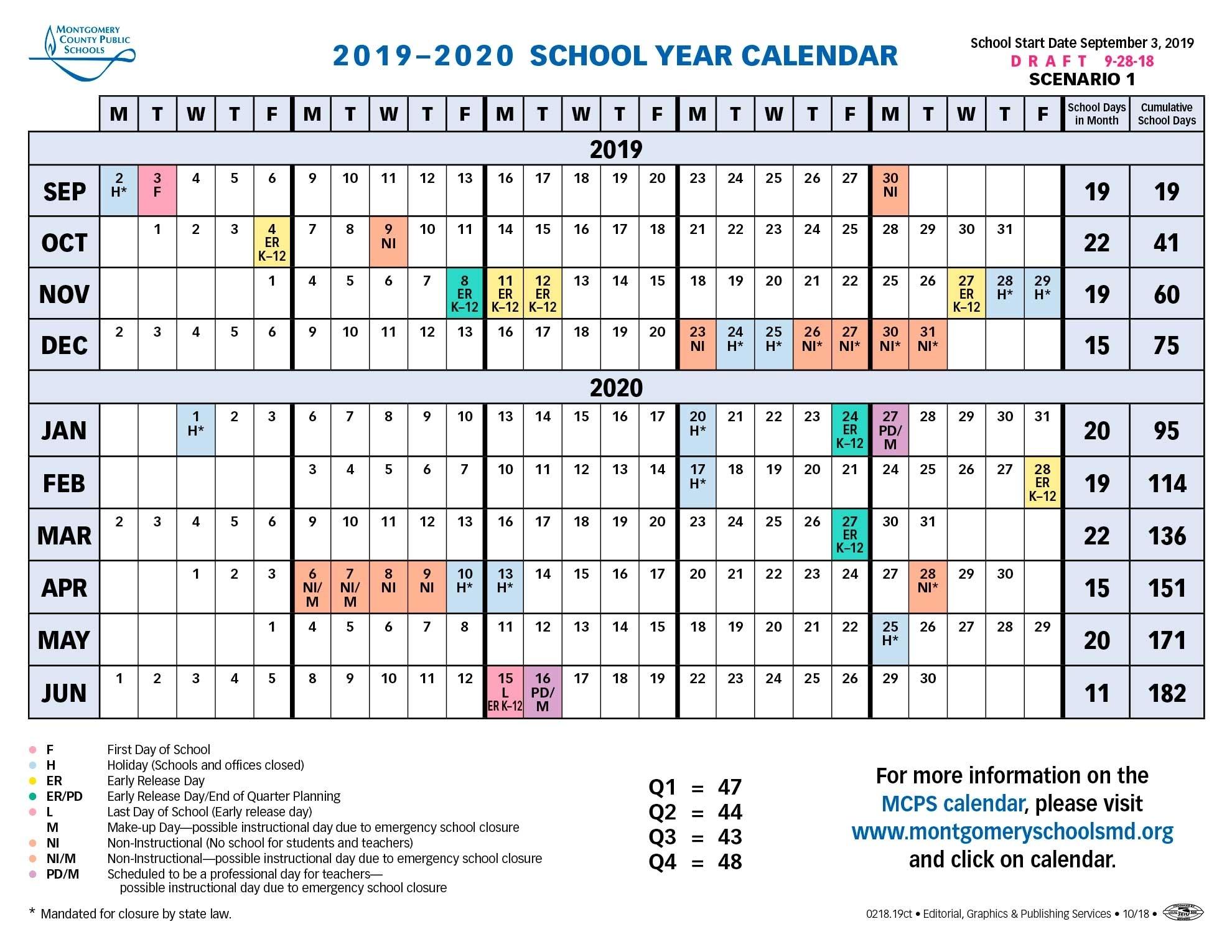 School Board Approves Longer Spring Break For 2019-2020 Calendar intended for Free Hebraic Calendar 2019 2020