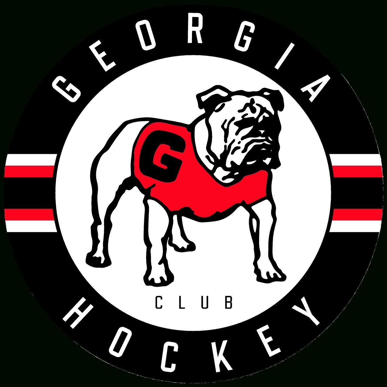 Uga Ice Dawgs Hockey in 2019- 2020 Calendar Printable Uga
