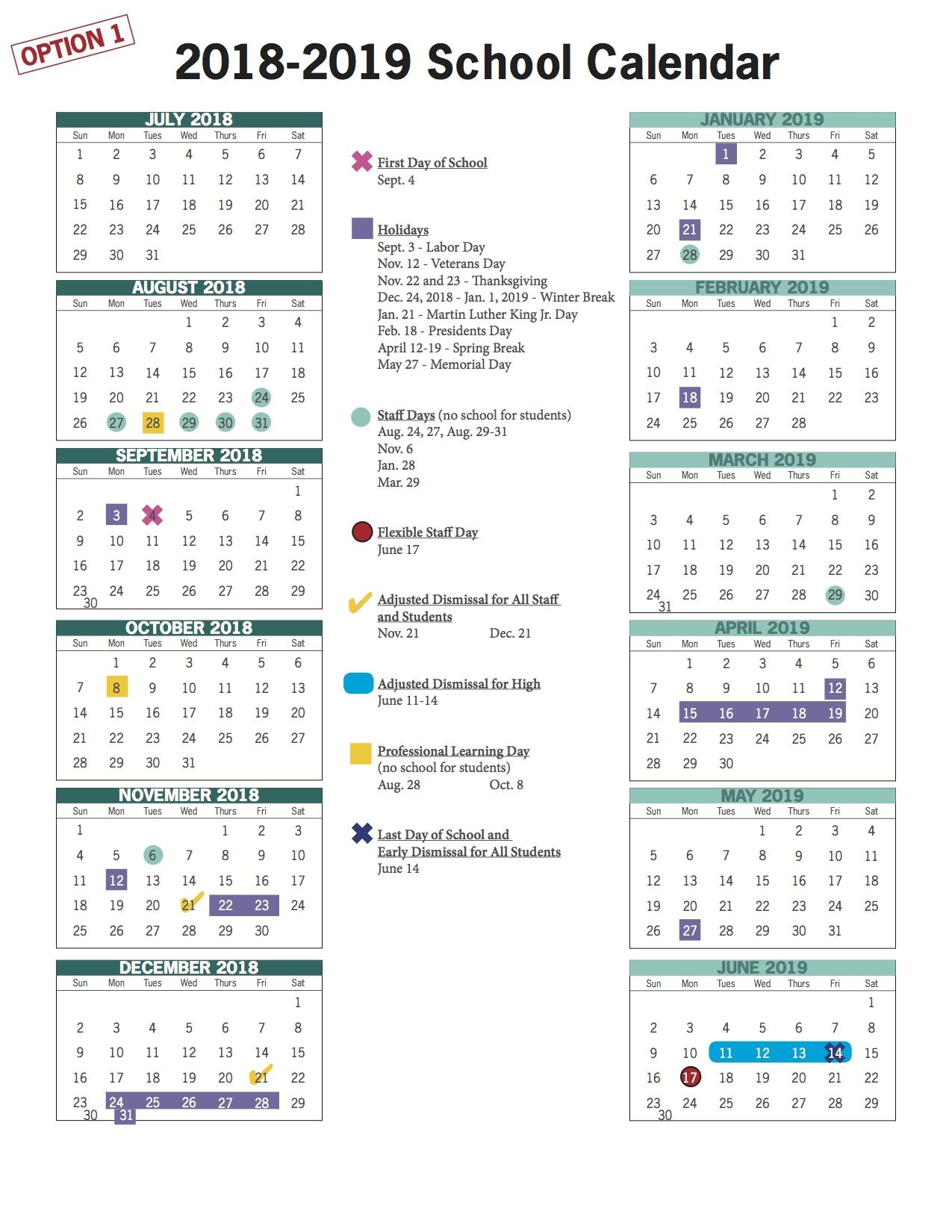 Vbcps E-Town Hall - 2018-2019 And 2019-2020 School Calendar Review regarding Embedded Calendar 2020