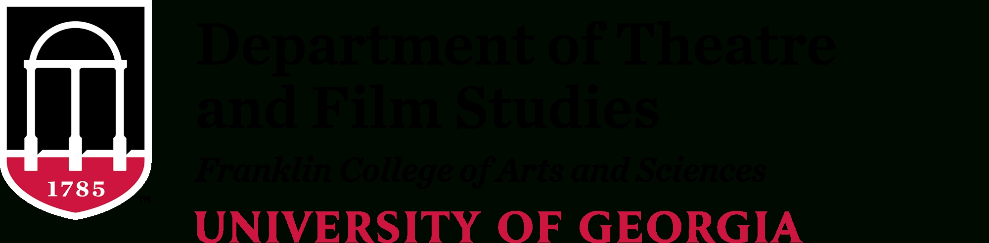 Welcome To The Uga Department Of Theatre And Film Studies | Uga with 2019-2020 Uga Printable Calendar