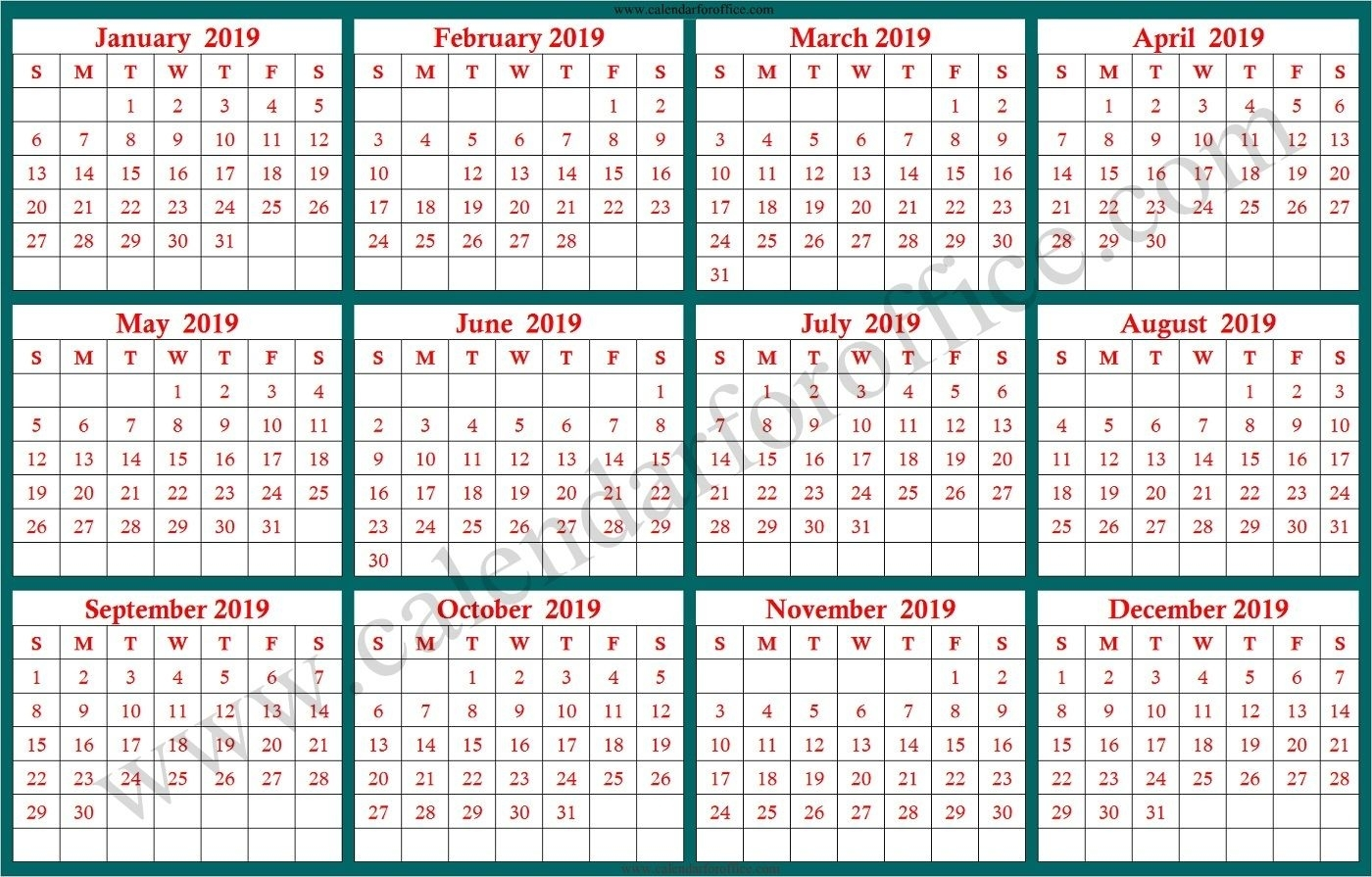019 Year Calendar Bangla | Calendar, 2019 Calendar, Yearly pertaining to 2020 Year Calendar Printable Free Bangla