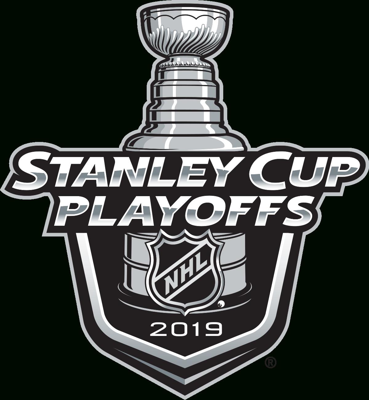 2019 Stanley Cup Playoffs - Wikipedia throughout Nashville Predators Schedule 2019 20 Printable