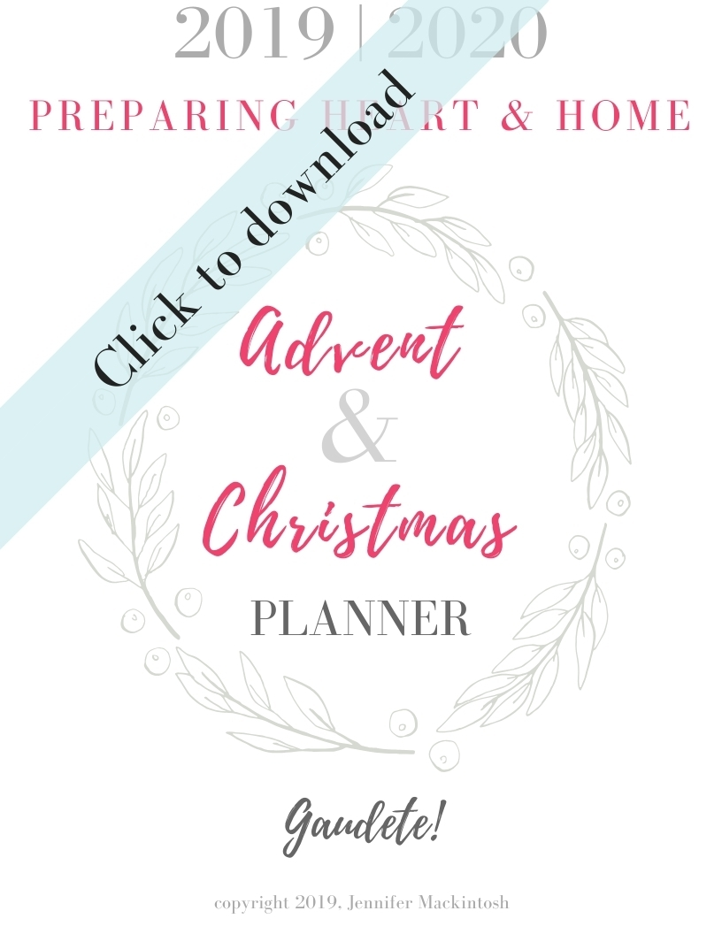 Advent Planner 2019/2020 | | Wildflowers And Marbles pertaining to Catholic Liturgical Calendar Explained 2020 Pdf