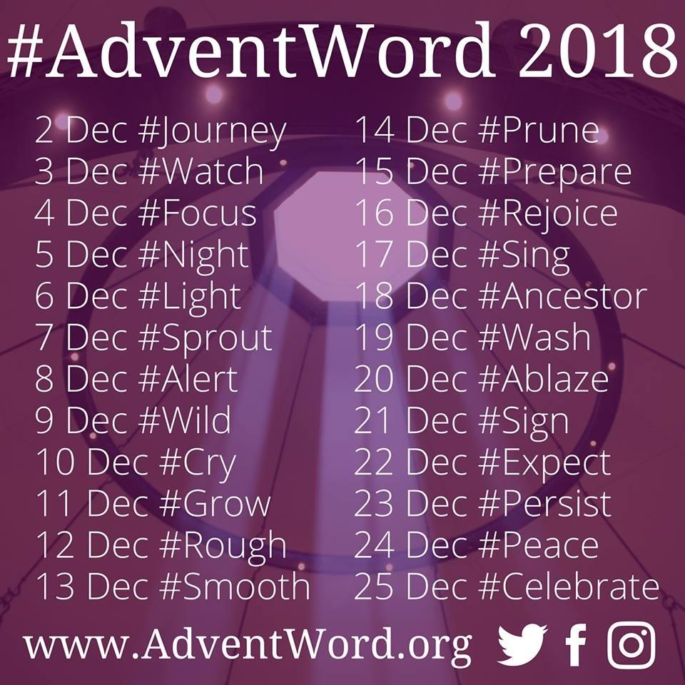 Adventword: A Global Advent Calendar - The Episcopal Church pertaining to Episcopal Liturgical Calendar For Children