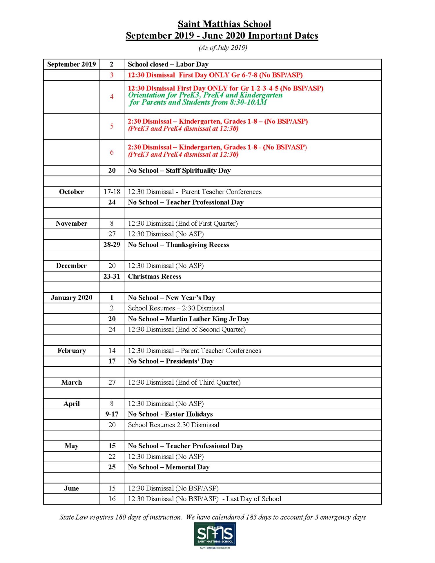 Calendar 2020 Important Dates | Calendar Printables Free intended for 2020 Calendar With Important Dates