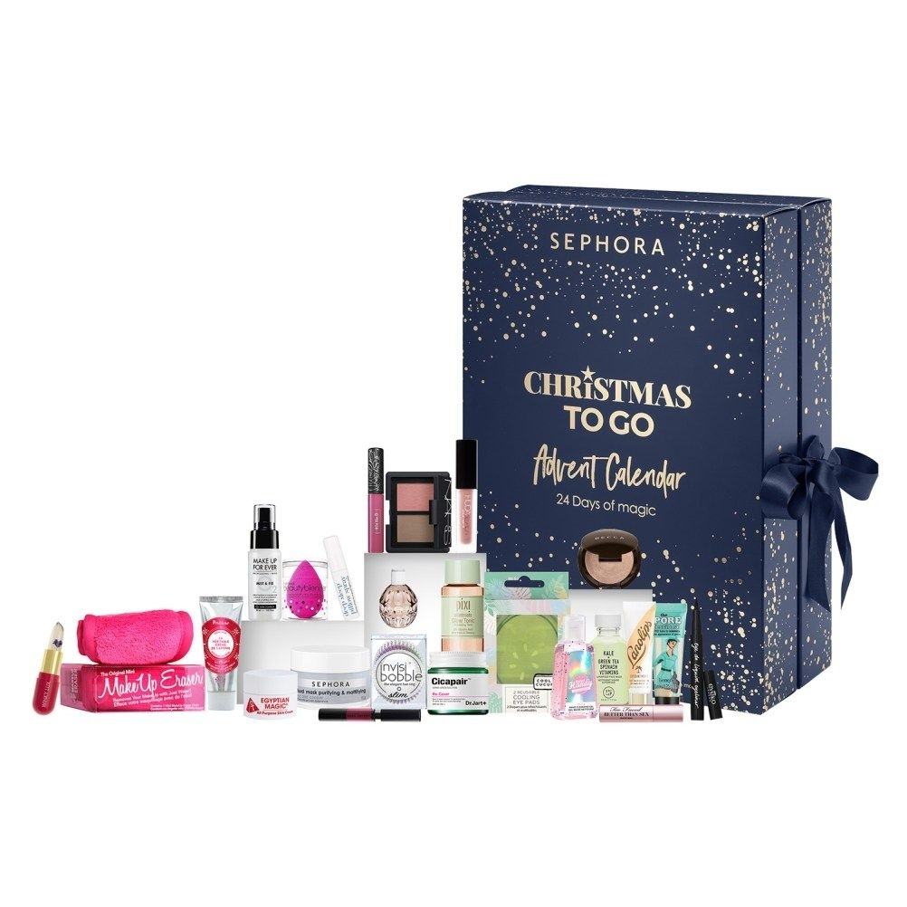 Calendarios De Adviento Beauty 2018. ¡top Para Navidad! + for Calendario Adviento 2019 Con Cajitas Para Regalitos