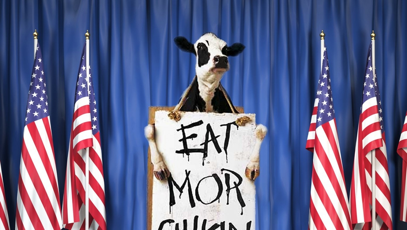 Chick-Fil-A Cow Announces 2020 Run On Popular Platform Of for Chick To By In 2020