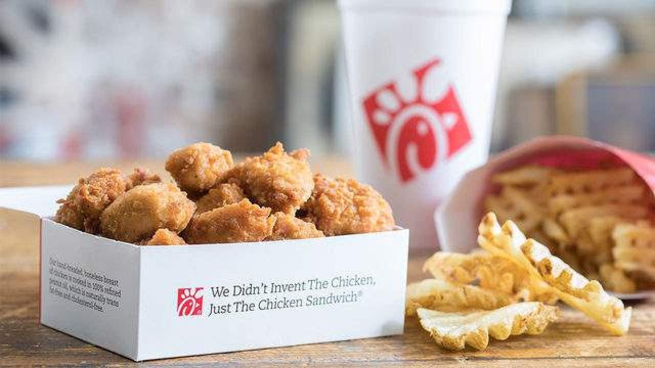Chick-Fil-A Giving Away Free Chicken Nuggets All Month Long intended for Will Chick Fila Sell A Calendar For 2020