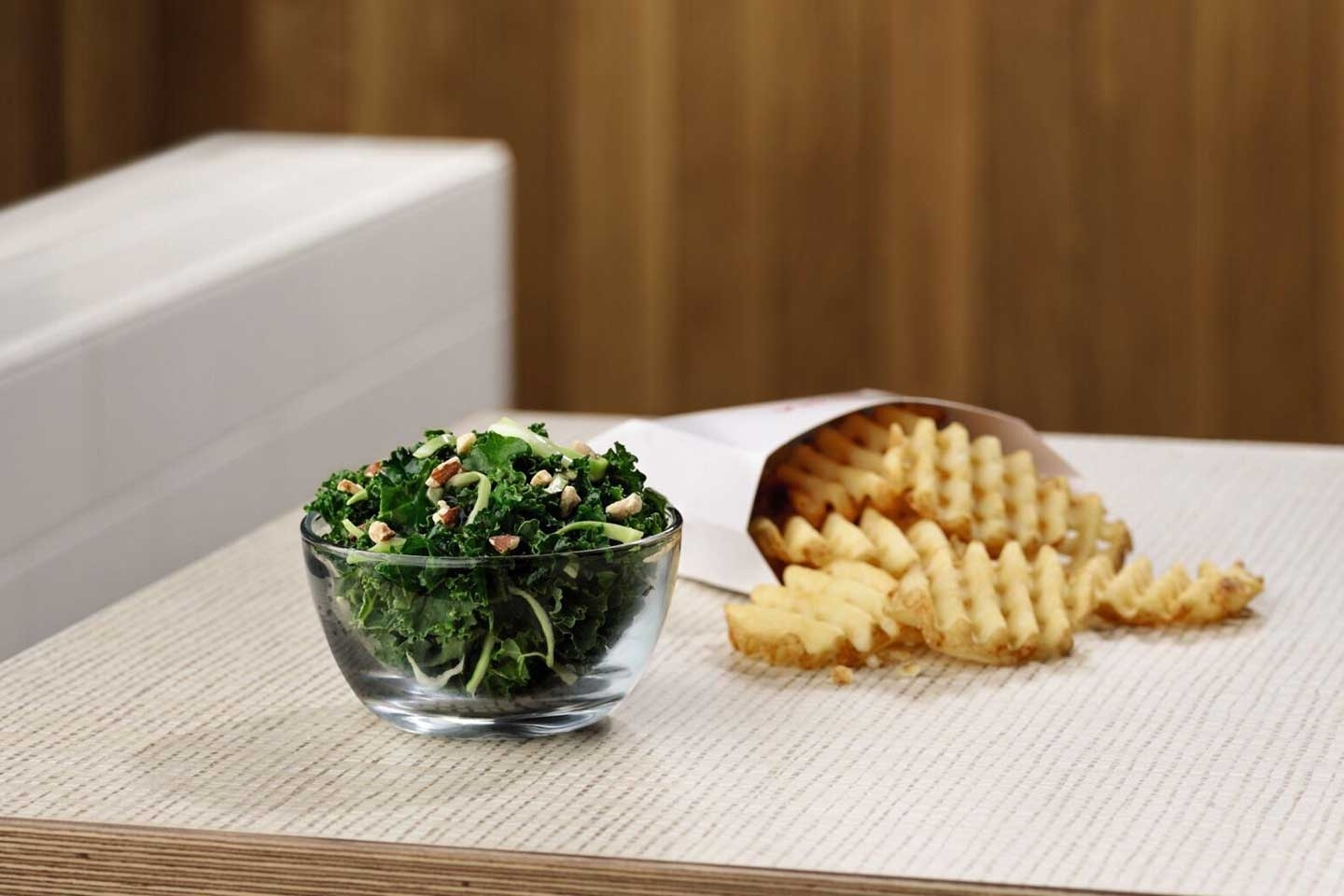 Chick-Fil-A Introduces Kale Crunch Side To Menus Nationwide for Chick Fil A Calendar 2020