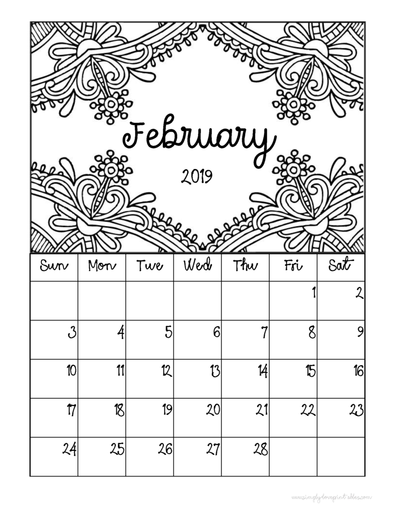 Coloring Book : Printabler Coloring Pages Christian For with regard to Adult Coloring 2020 Calendar Printable
