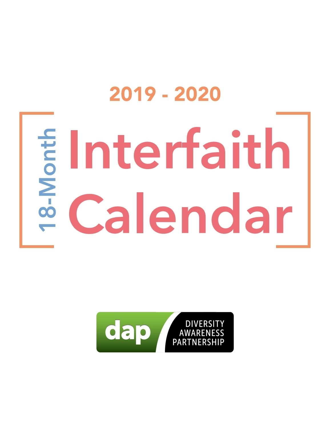 Dap 2019 - 2020 Interfaith Calendardiversity Awareness inside Yearly Liturgical Calendar 2019 2020 Catholic Word Doc