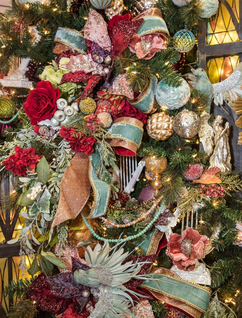 Holiday Decor Trends | Las Vegas Review-Journal pertaining to Chick A Fil Ornament Calendar