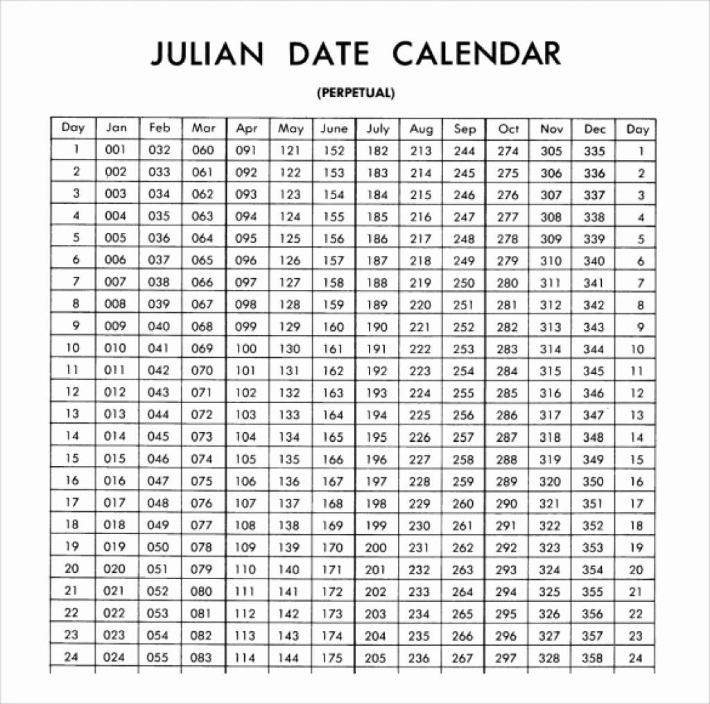 Julian Calendar Excel - Colona.rsd7 with Julian Calendar Leap Year Printable