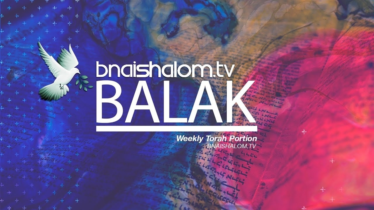 July 19 Shabbat Broadcast | Balak throughout Torah Portion Fo R August 82020