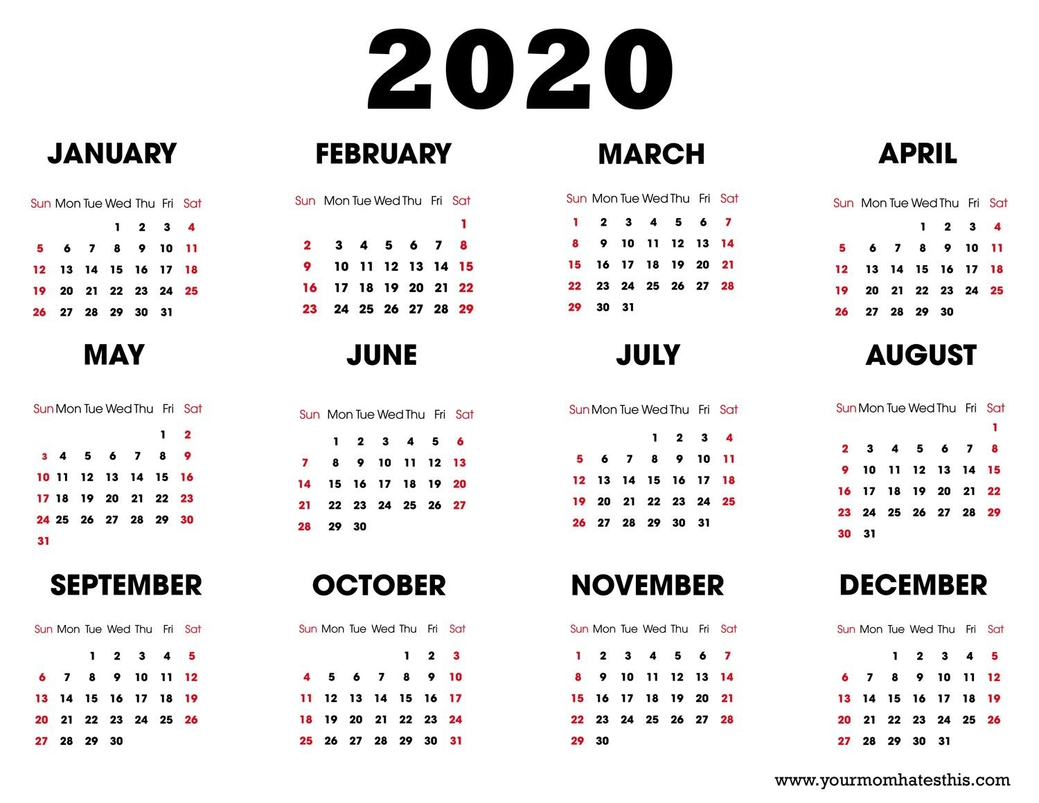 List Of Free 2020 Calendars regarding Free Weekly Catholic Calendar 2020
