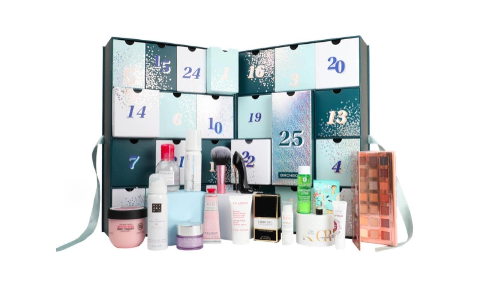 Los Mejores Calendarios De Adviento De Belleza Para Regalar in Calendario Adviento 2019 Con Cajitas Para Regalitos