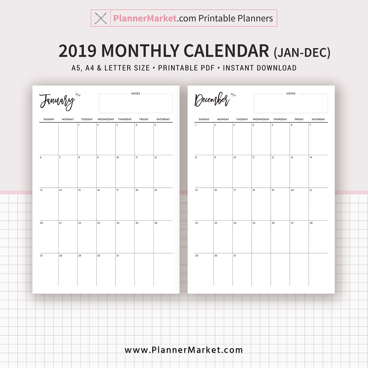 Monthly Planner Calendars - Colona.rsd7 inside Free Foldable Pocket Size Calendar Template