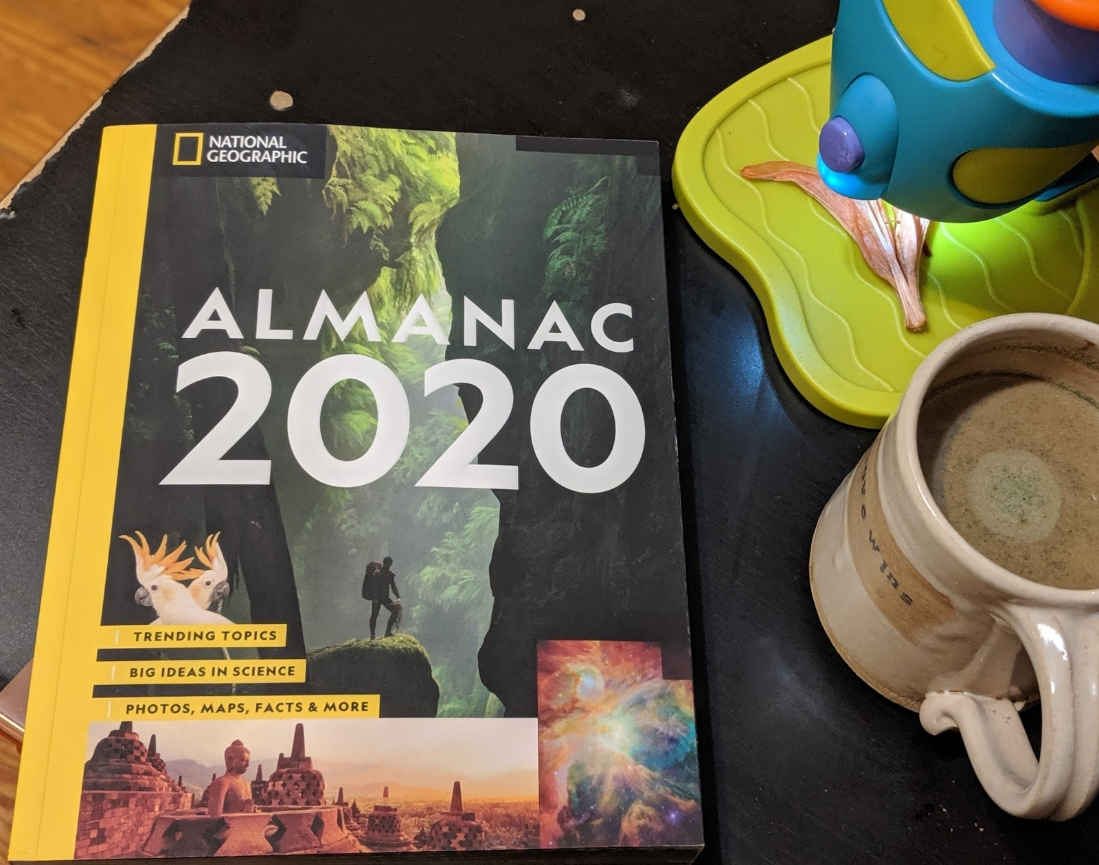 National Geographic's Almanac 2020 in Chick To By In 2020