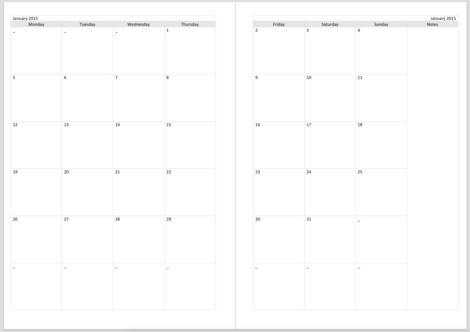 Philofaxy: Diaries 2020 intended for Free Foldable Pocket Size Calendar Template