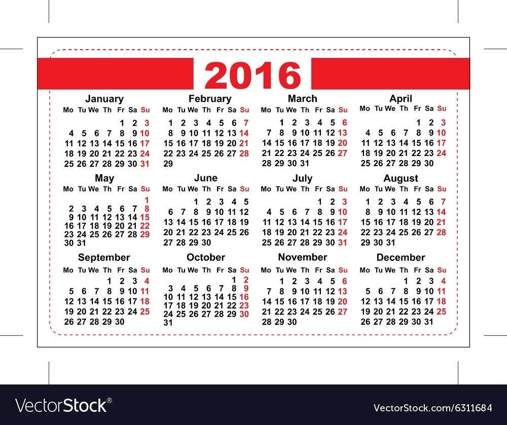 Pocket Calendars Template - Colona.rsd7 for Template For Pocket Sized Calendar