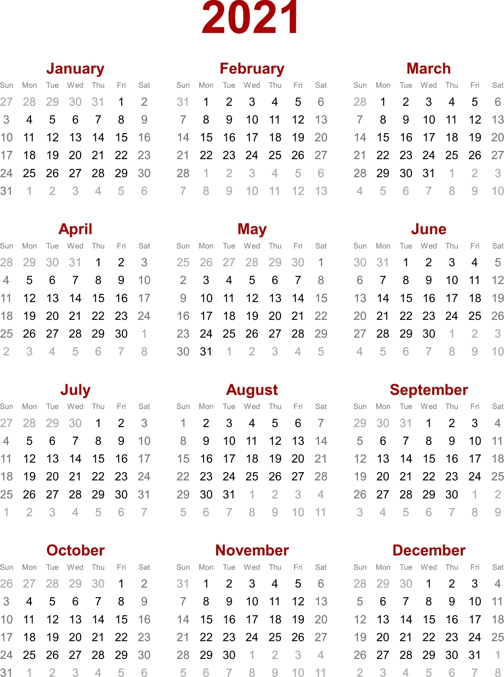 Printable Calendar For 2019, 2020, 2021, 2022 | Calendar Shelter pertaining to May Calendars For 2019 2020 2021 And 2022