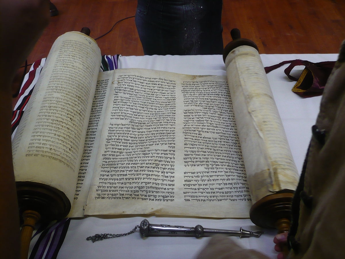 Weekly Torah Portion - Wikipedia with Printable Torah Portion Reading Schedule