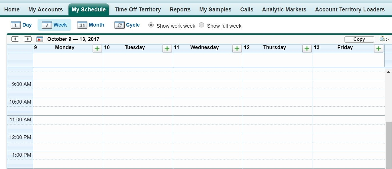 What Controls If My Schedule Calendar Is Displayed With 12 with Weekly Am And Pm Calendar