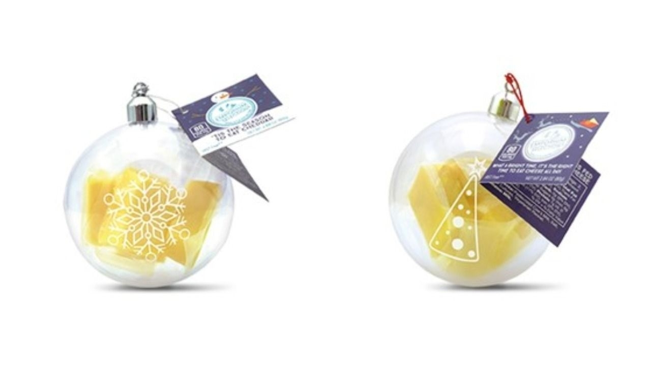 You Can Buy Ornaments Filled With Cheese From Aldi This Year for Chick A Fil Ornament Calendar