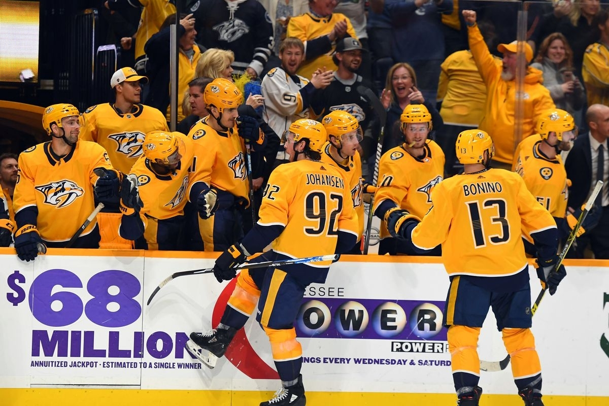 2019-2020 Nashville Predators Position Previews: Centers pertaining to Nashville Predators Schedule 2019 2020