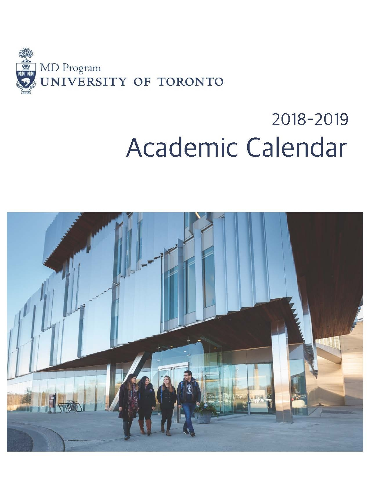 Academic Calendar | Md Program regarding U Of T 2020-2021 Academic Calendar