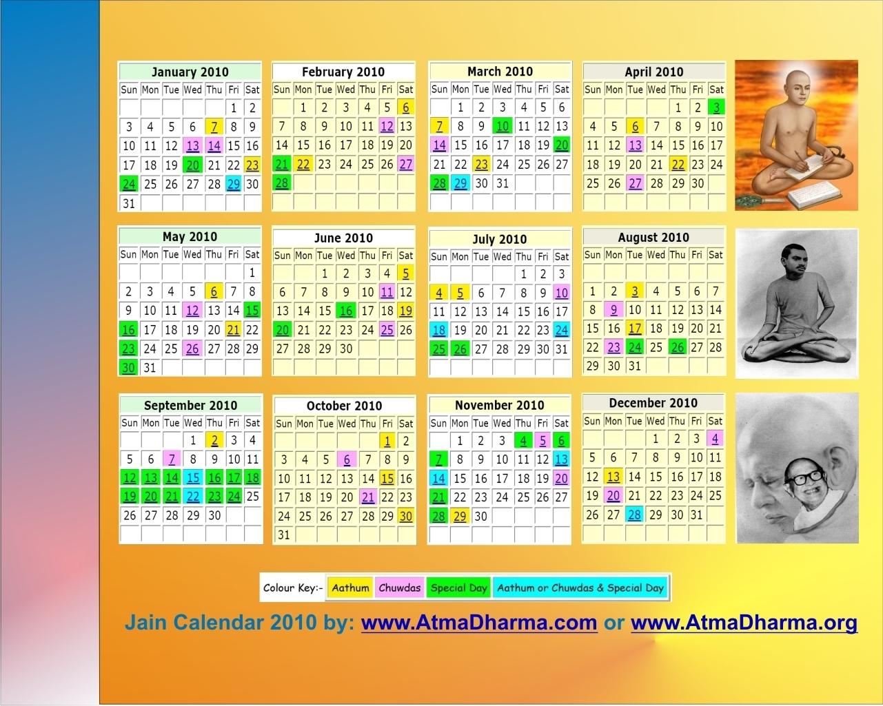 Jain Calendar regarding 30 October 2002 Hindi Tithi