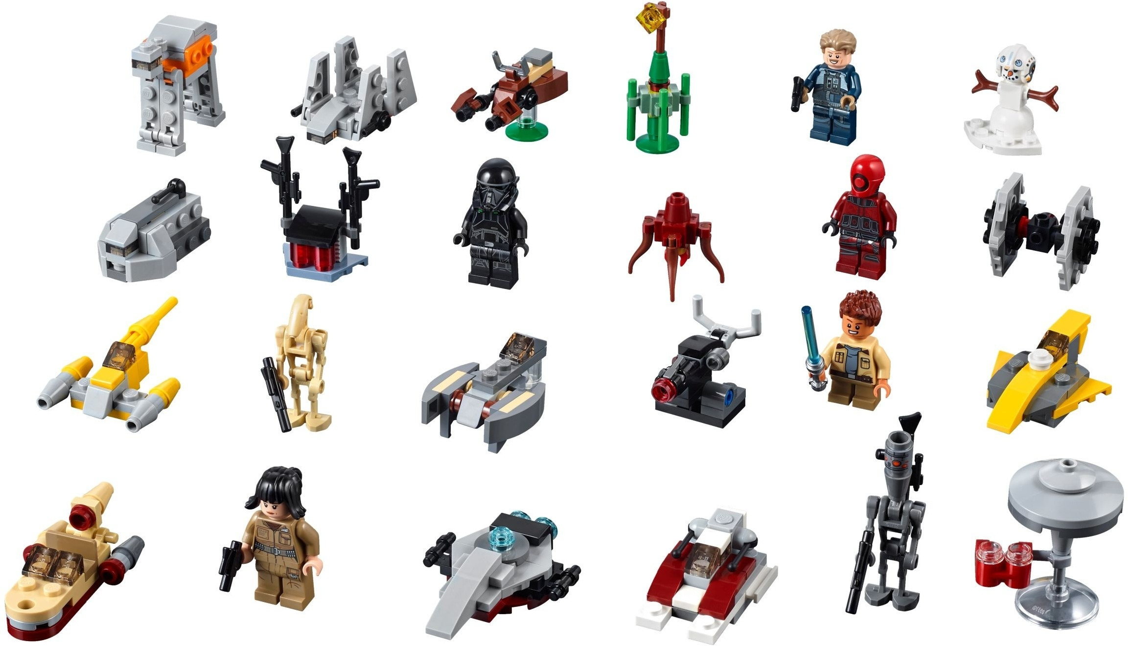 Lego 75213 Star Wars Advent Calendar Instructions, Star Wars throughout Lego Advent Calendar Star Wars Directions