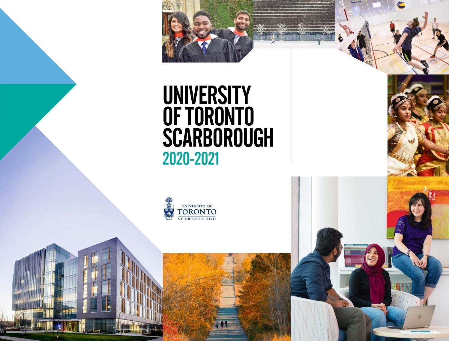 U Of T Scarborough Viewbook 2020–21Utsc Admissions within U Of T 2020-2021 Academic Calendar