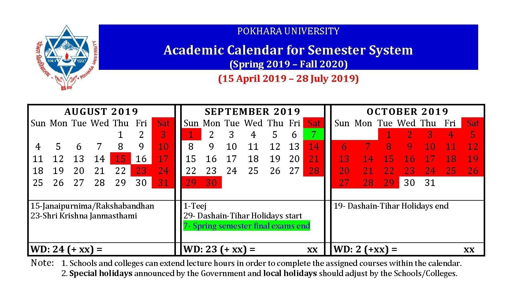 Uc Academic Calendar 2019 20 with Uc Berkeley 2019-2020 Academic Calendar