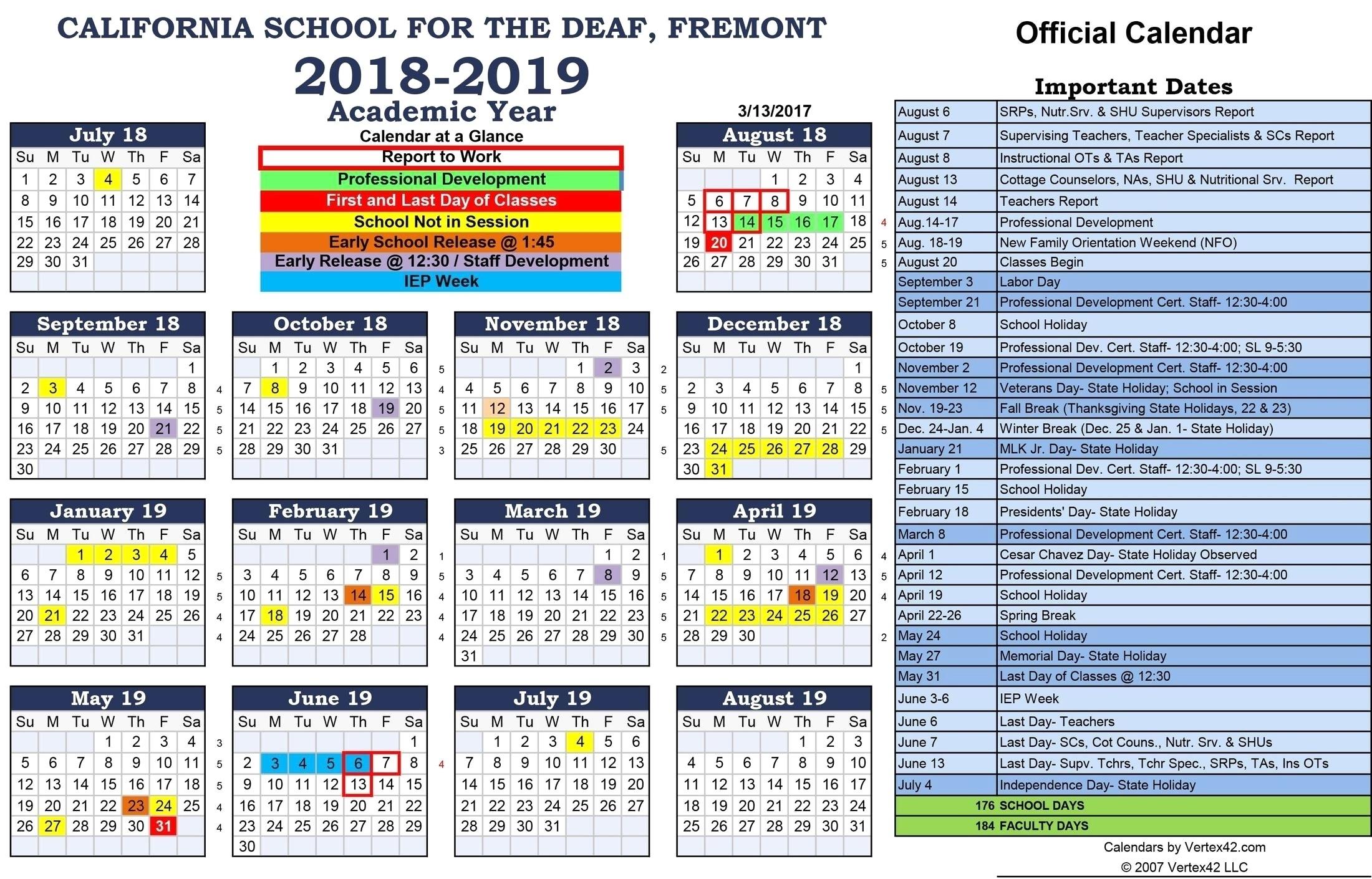 Uc Berkeley Academic Calendar 2017 | Calendar For Planning in Uc Berkeley 2019-2020 Academic Calendar