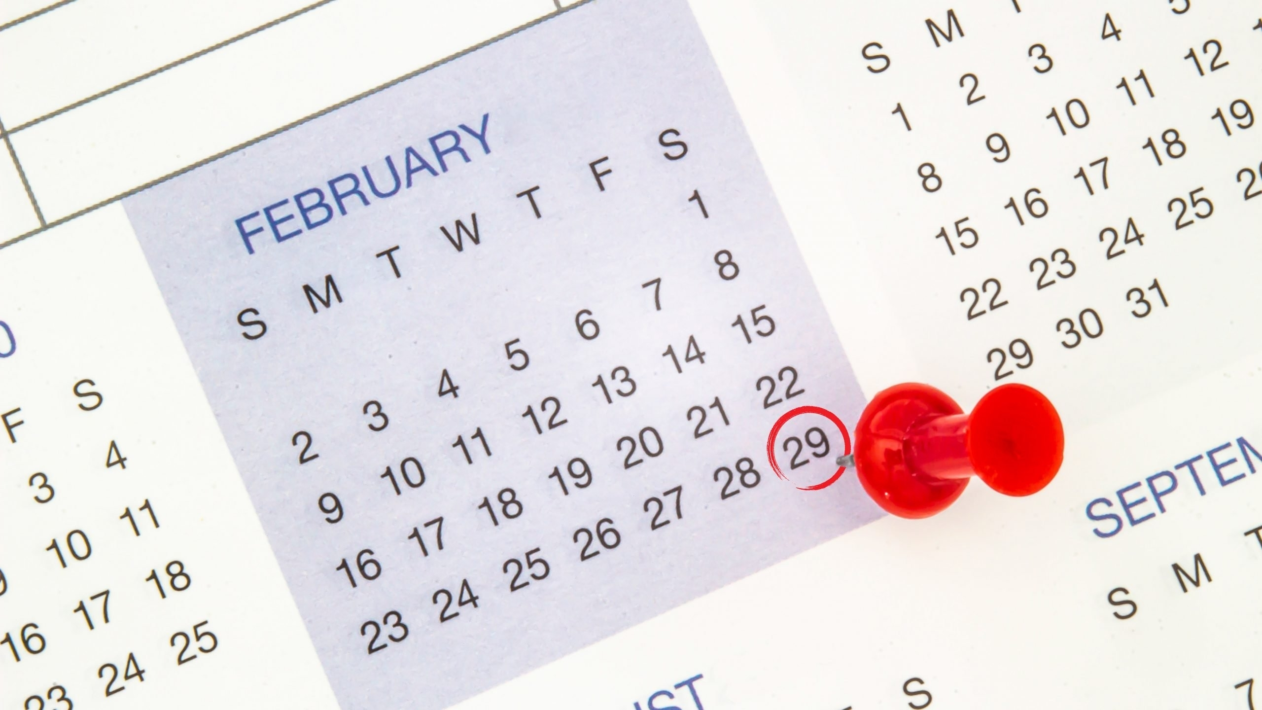 What Is The Point Of Leap Day, Anyway? | Reader's Digest throughout Julian Calendar For Leap Year