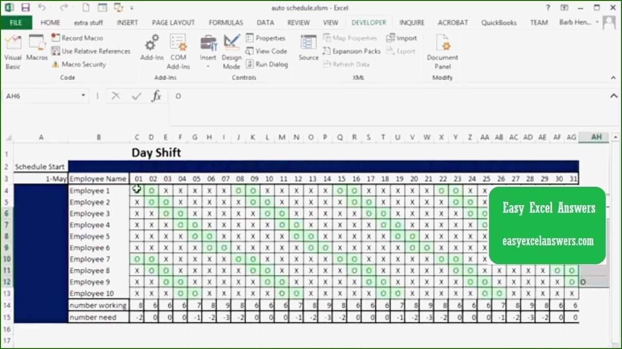 12 Fantastic 12 Hour Shift Schedule Template Excel In 2020 with regard to 12 Hour Shift Calendar 2020