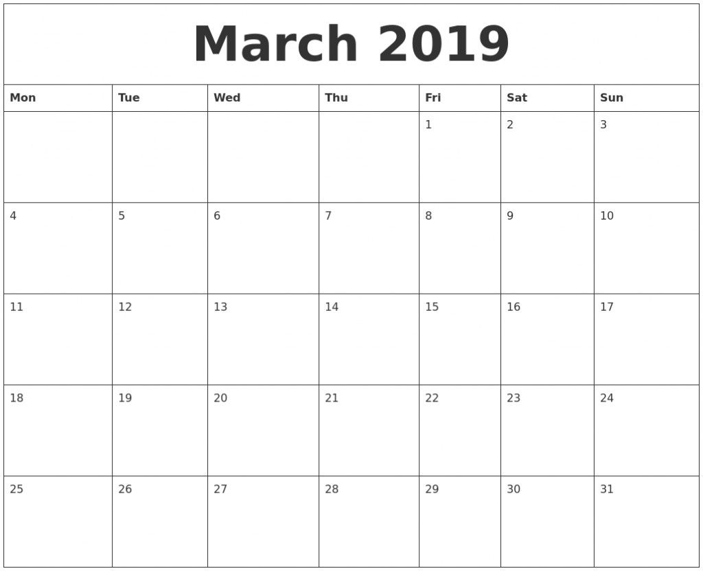11X17 Calendar Template Word In 2020 | Weekly Calendar