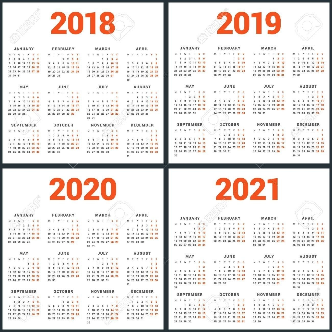 2020 8 X 10 Calendars In 2020   Calendar, Personal Calendar with regard to 8 X 10 Calendar 2020