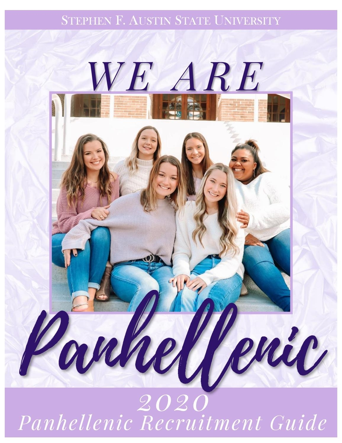2020 Sfa Sorority Recruitment Bookletsfasu23 - Issuu throughout Stephen F Austin Spring 2020
